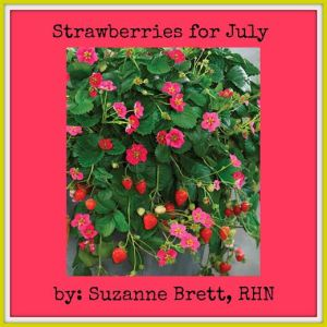 strawberries for July