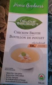 organic broth