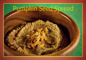 pumpkin seed spread