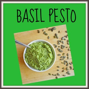 basil pesto for sept