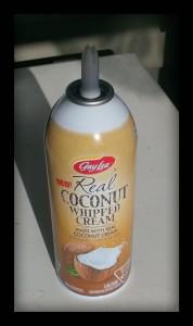 coconut cream front